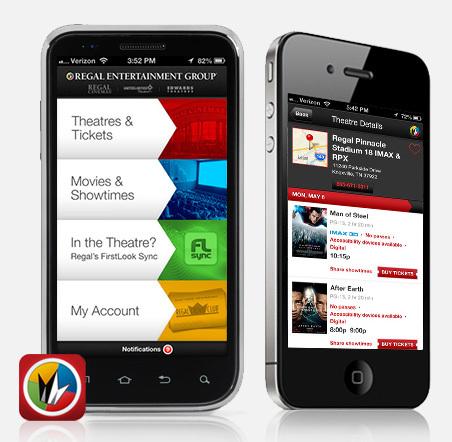 Regal Entertainment Group Announces 1 Million Downloads of the Regal App Source: Regal Entertainment Group