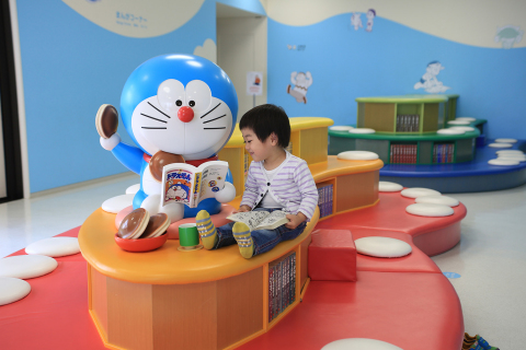 This museum features the world of Fujiko F. Fujio, the pen name of a legendary manga master whose ma ...