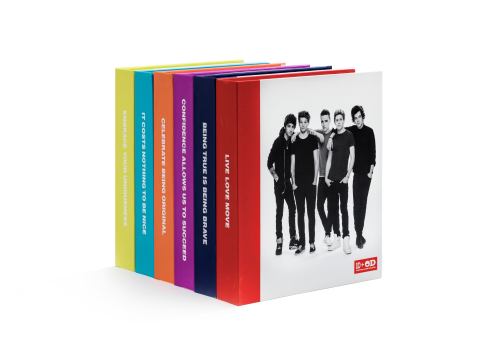 Office Depot and One Direction Unveil Exclusive Line of Back-to-School Products (Photo: Business Wire)