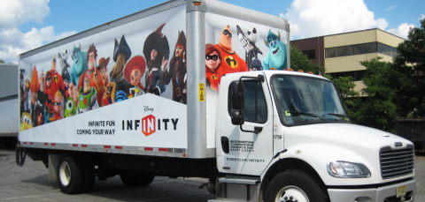 "The Disney Infinity ""Summer of Endless Fun"" Tour will travel to multiple cities this summer (Photo:  ..."