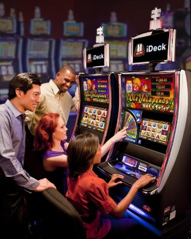Bally has installed Elite Bonusing Suite(TM) at Isleta Hotel & Casino in New Mexico, which will enable the casino resort to offer powerful floor-wide promotions, tournaments, and virtual-racing events. (Photo: Business Wire)