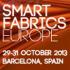 Studio Roosegaarde, Nokia, y Philips encabezan Smart Fabrics Europe 2013