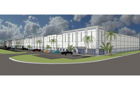 DCT Commerce Center at Pan American West (Graphic: Business Wire)