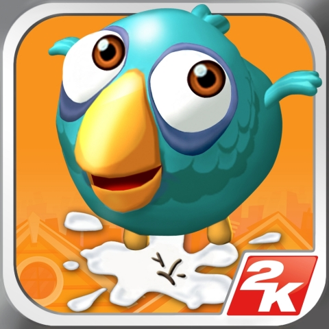 2K announced today the launch of Turd Birds, a new, humor-filled mobile game from Cat Daddy Games, i ...