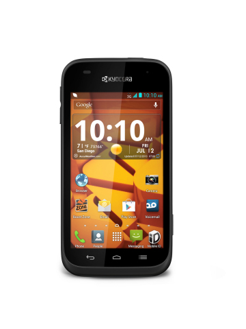 Boost Mobile customers who choose to pair their Hydro Edge with a no-contract option will benefit from Boost Mobile's $55 Android Monthly Unlimited plan with Shrinking Payments (Photo: Boost Mobile)