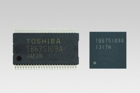 "Toshiba's Stepping Motor Driver IC ""TB67S109A"" (Photo: Business Wire)"