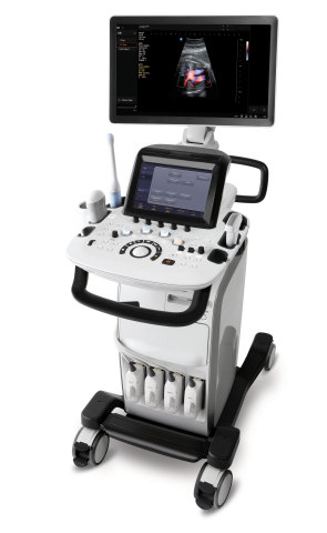 Samsung UGEO H60 Ultrasound System (Photo: Business Wire)