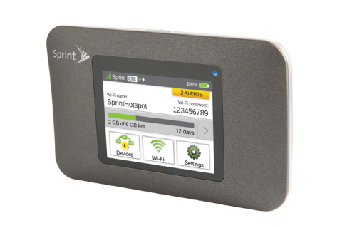 NETGEAR Zing Mobile Hotspot (Photo: Business Wire)