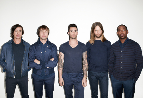 Maroon 5, iHeartRadio Music Festival 2013 (Photo: Business Wire)