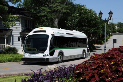 Proterra standardizes on Mentor Graphics software for electrical systems design of zero emission vehicles (Photo: Business Wire)