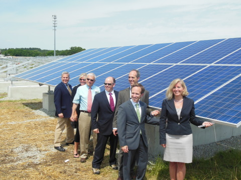 Gehrlicher Solar America Breaks Ground on 3 Megawatt Solar System on Scituate Landfill Site (7/17/13)