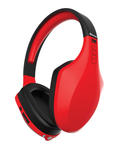 Lightweight and comfortable, the Coda Forte combines the latest Bluetooth wireless technology with powerful drivers for seamless, high-fidelity audio quality. (Photo: Business Wire)