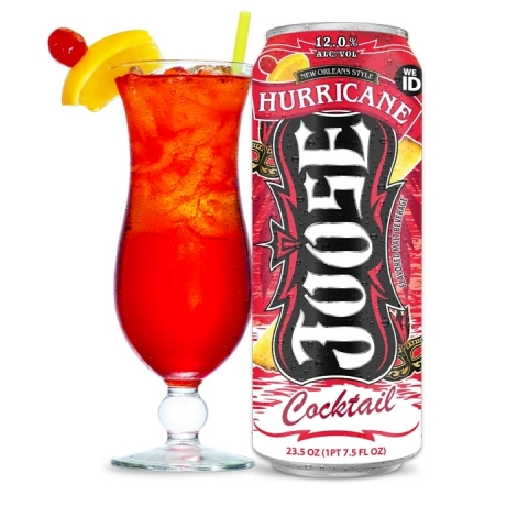 JOOSE(TM) Hurricane Innovative Ready-To-Pour Cocktails Orleans Style (Photo: Business Wire)