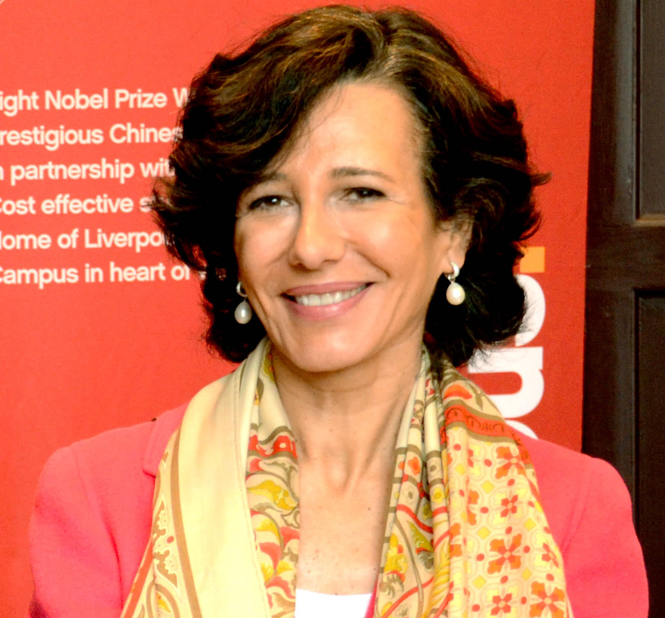 The Board of Directors of The Coca-Cola Company today elected Ana Botín as a Director of the Company, effective immediately. (Photo: Business Wire)