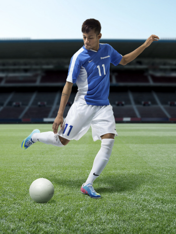 Neymar Jr. will act as the global ambassador for Panasonic in its B2C and B2B business promotional a ...