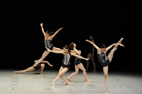 Korea National Contemporary Dance Company (Photo: Business Wire)