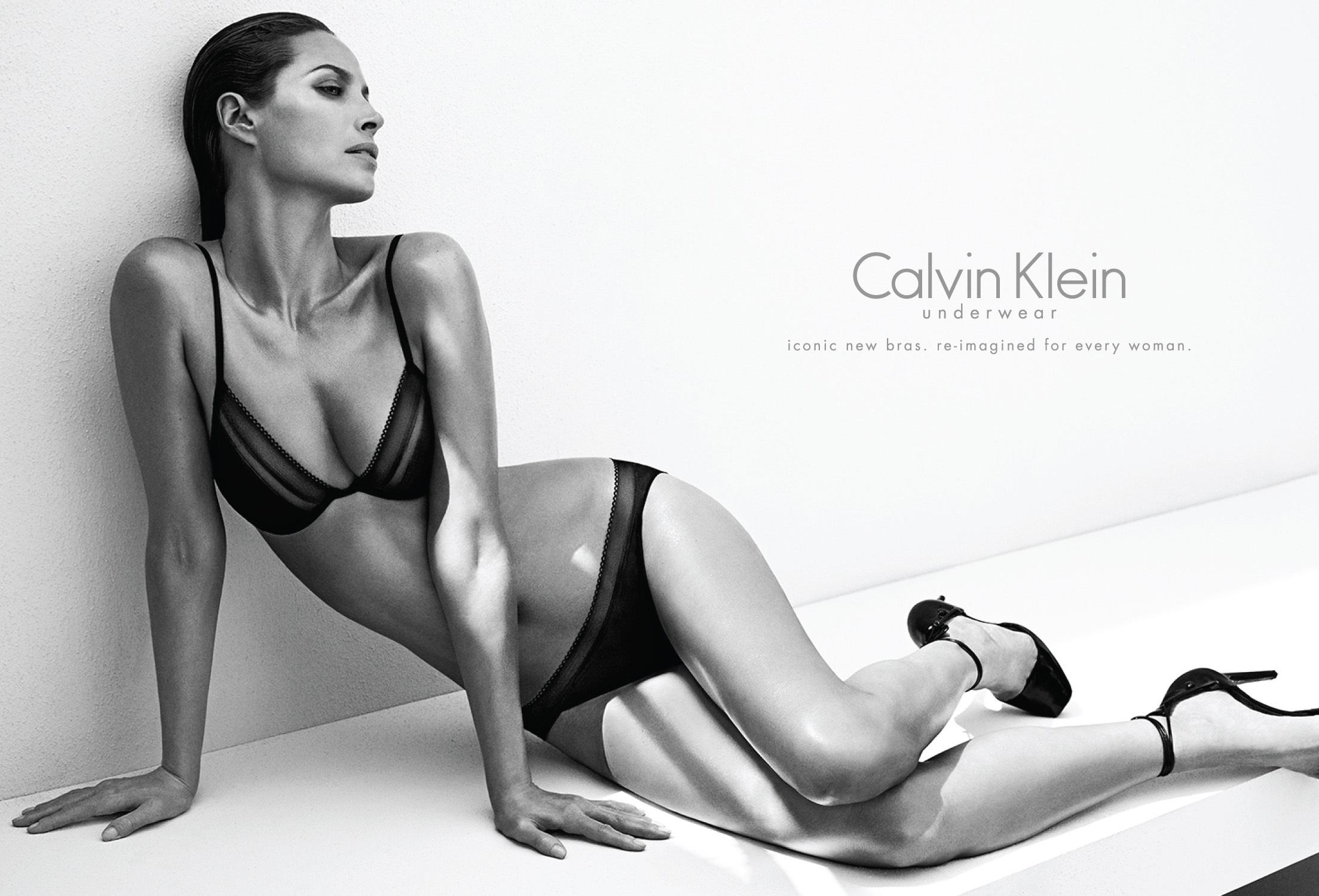 bb1dfbcd3f3 Calvin Klein Underwear Reveals Fall 2013 Global Advertising Campaign  Featuring Model-Activist Christy Turlington Burns
