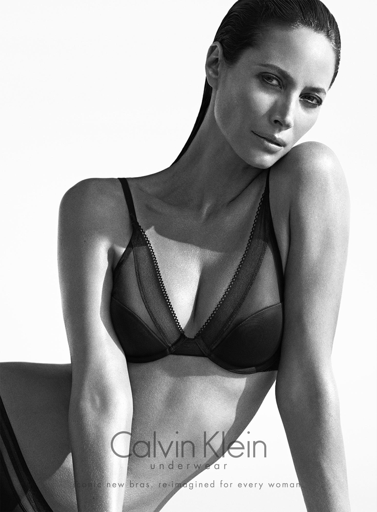 Calvin Klein Underwear Ad 1988