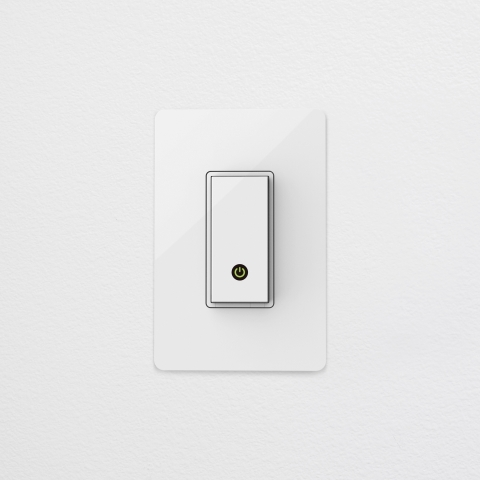Belkin WeMo Light Switch (Photo: Business Wire)