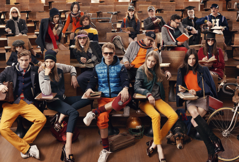Tommy Hilfiger Fall 2013 Ad Campaign (Photo: Business Wire)