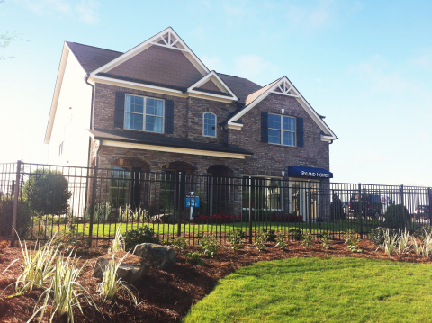 The Drake Model in Edgebrook at James Creek (Photo: Business Wire)