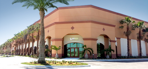 New corporate headquarters for SIMTEC Silicone Parts in Miramar, Florida. (Photo: Business Wire)