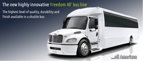 Freedom 40' (Photo: Business Wire)