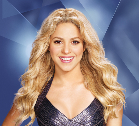 Shakira Named New Global Ambassador Across the Worldwide 3D White Collection from Oral-B and Crest ( ...