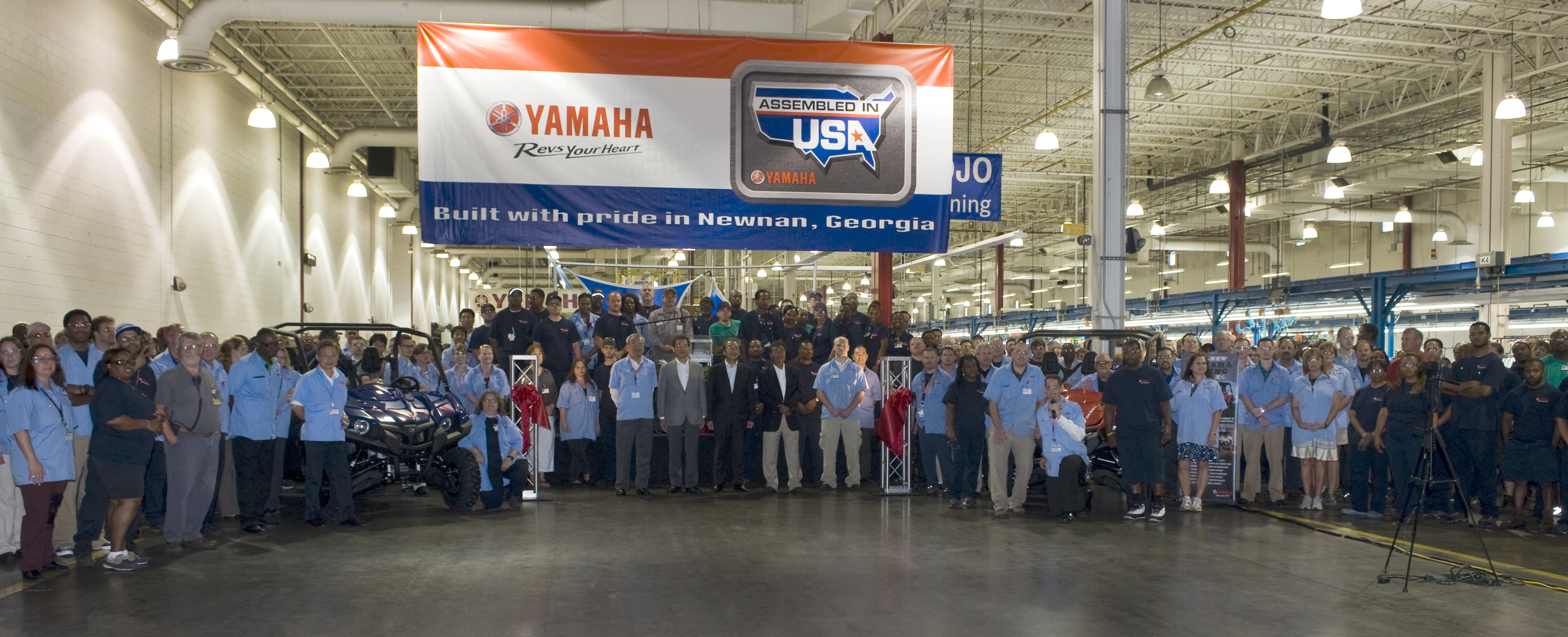 Yamaha Ships First Viking Side By Side Vehicles Business