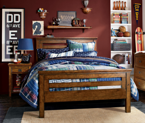 PBteen Hamilton Quilt + Sham (Photo: Business Wire)