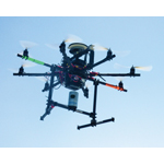Velodyne's HDL-32E scans San Diego Chargers Stadium from compact UAV (Photo: Business Wire)