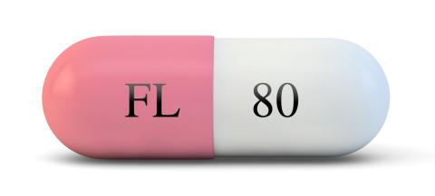 FETZIMA 80 mg pill (Photo: Business Wire)