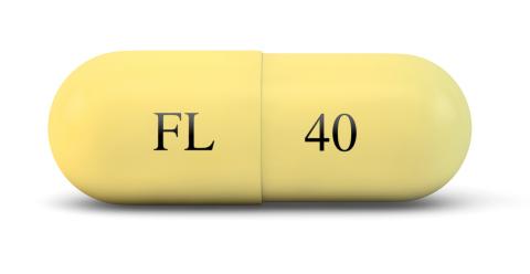 FETZIMA 40 mg pill (Photo: Business Wire)