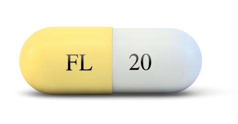 FETZIMA 20 mg pill (Photo: Business Wire)