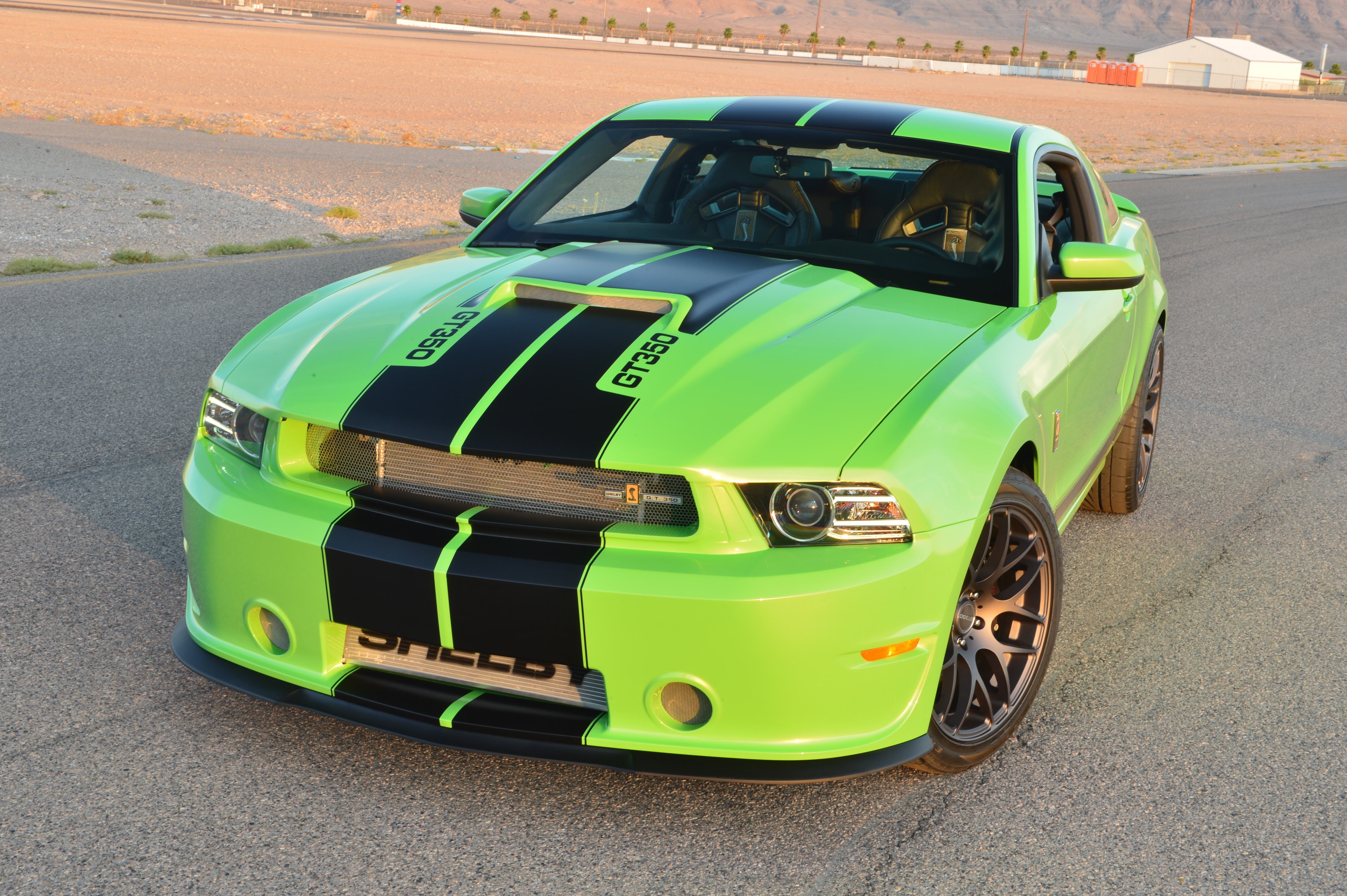 Shelby American Announces That It Will End Limited Run of Its Shelby ...