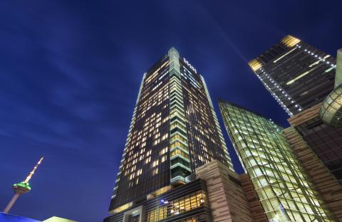 Grand Hyatt Shenyang, Exterior (Photo: Business Wire)