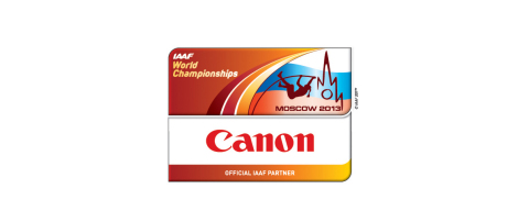 IAAF World Championships Moscow 2013 Sponsor composite logo (Graphic: Business Wire)
