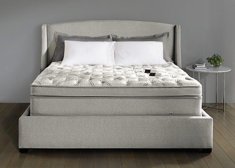 The new Sleep Number i10 bed features Advanced DualAir technology (Photo: Sleep Number)