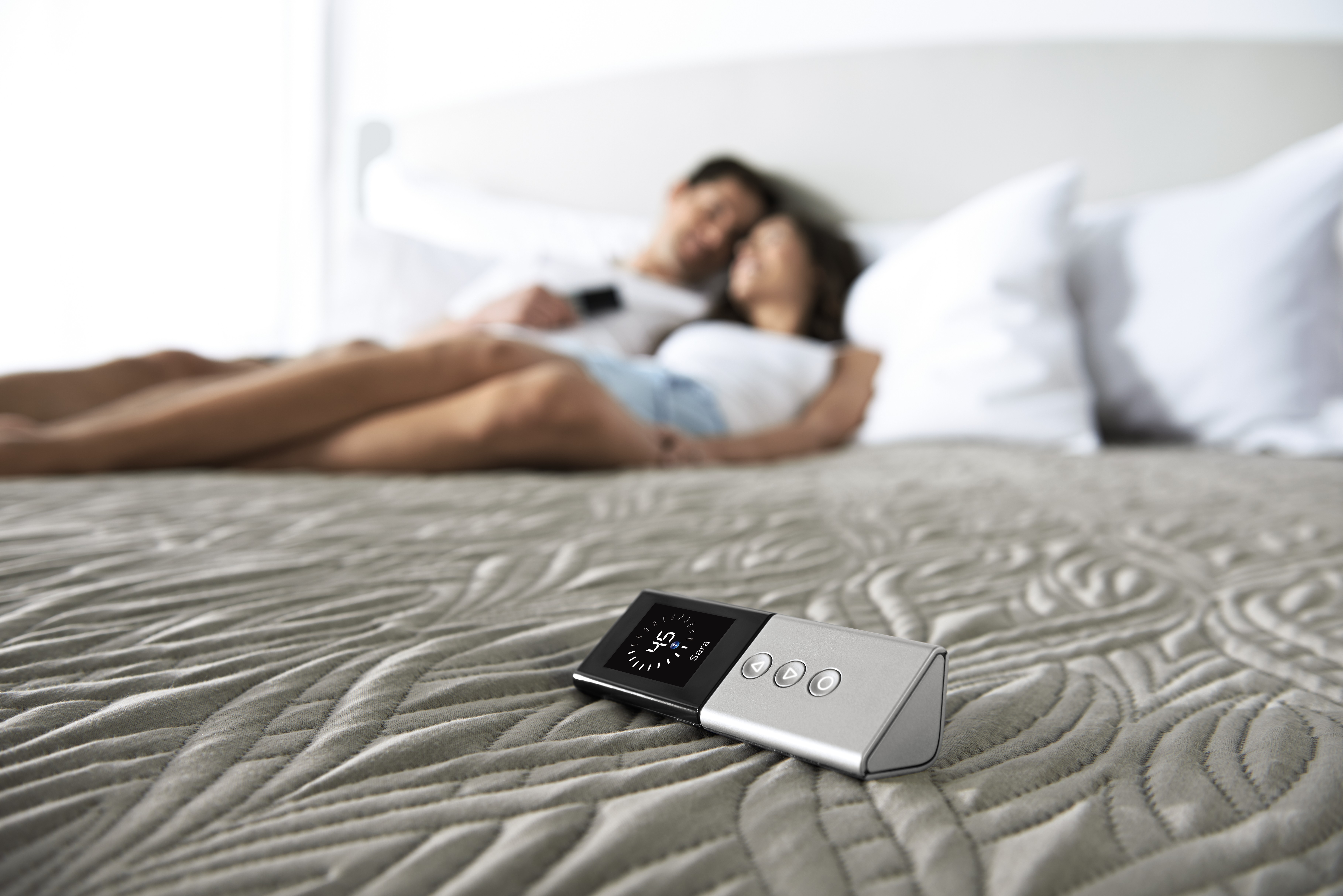 Sleep number introduces advanced dualair technology in for Sleeping bed