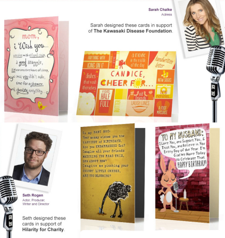 Treat The Greeting Card Service From Shutterfly Inc Today Announced Its Exclusive