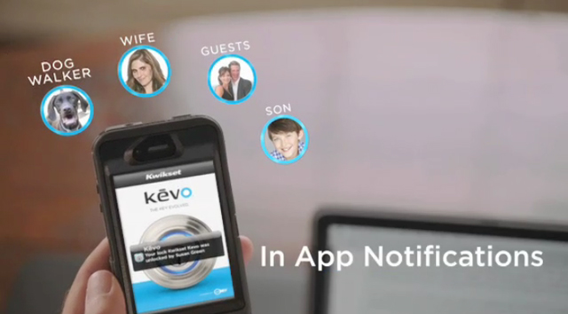 Learn how Kevo's innovative touch-to-open technology will evolve the way homeowners interact with their locks.