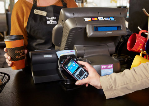 The Isis Mobile Wallet will launch nationwide later this year. (Photo: Business Wire)