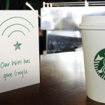 Starbucks teams up with Google to bring 10 times faster network and Wi-Fi speeds to company-operated stores in the U.S. (Photo: Business Wire)
