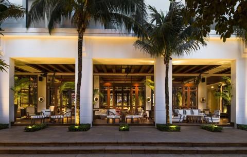 Park Hyatt Siem Reap, Exterior (Photo: Business Wire)