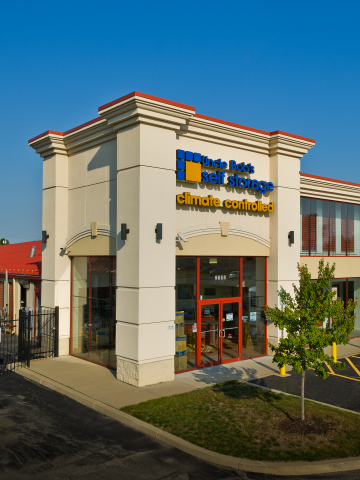 Uncle Bob's Self Storage recently expanded its facility at 2802 Transit Rd., Buffalo, NY 14224 (Phot ...