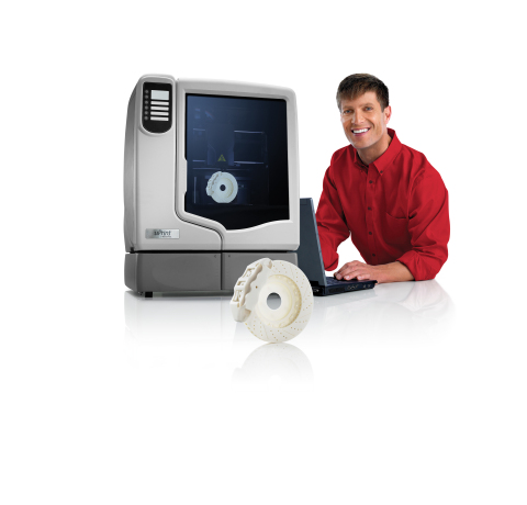 The UPS Store will install six Stratasys uPrint SE Plus 3D Printers in its test program for retail 3D printing services. (Photo: Business Wire)
