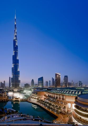 The Dubai Mall Photo (Photo: Business Wire)