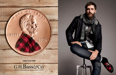 Fall 2013 G.H. Bass & Co. Campaign