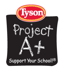 For more information on the Tyson Project A+(TM) program please visit: http://projectaplus.tyson.com. (Graphic: Business Wire)