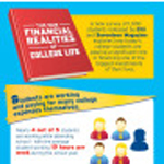 INFOGRAPHIC: College Students Take Control of Their Financial Futures, Reveals New Citi/Seventeen Survey. (Graphic: Business Wire)